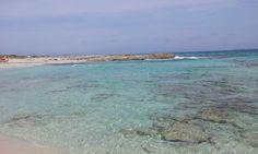 Formentera, Playa Llevante