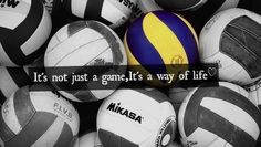 And a pretty awesome way of life if I do say so myself. Volleyball Tattoos, Nike Volleyball, Volleyball Skills, Volleyball Memes, Volleyball Training, Volleyball Workouts, Volleyball Pictures, Beach Volleyball, Volleyball Wallpaper