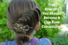 Five Reasons you should become a Lilla Rose Consultant!