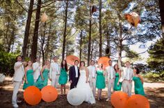I agree with most of them... 50 (New!) Must-Have Wedding Photos for Your Album