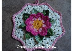 10 Free Granny Square Crochet Patterns | The Steady Hand