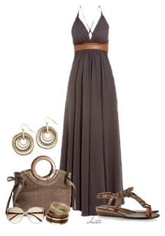 """""""Long Dress"""" by christa72 ❤ liked on Polyvore featuring Firetrap, Lanvin, Dsquared2, Victoria Beckham, Pier 1 Imports and Miss Selfridge"""