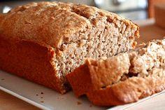 Applesauce Cinnamon Quick Bread