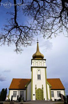 Vinger CHURCH, Hedmark, Norway