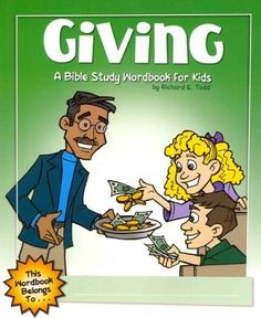 Giving: A Bible Study Wordbook for Kids