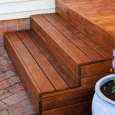 10 Best Outdoor Steps Images Outdoor Steps Outdoor Steps   Putting Wood Over Concrete Steps   Wood Flooring   Front Porch   Building   Flooring   Composite Decking
