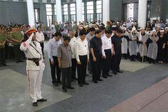 Bộ Công an tổ chức lễ tang Trung tướng Nguyễn Xuân Tư  LỄ TANG TRUNG TƯỚNG / BCA