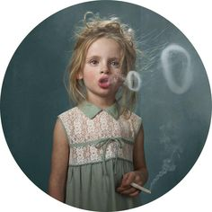 """Candy Cigarettes with Smoke 