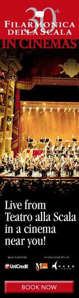 Filarmonica della Scala in Cinemas