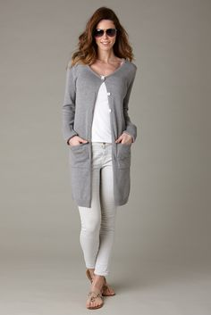 ;long summer cardigan - Google Search