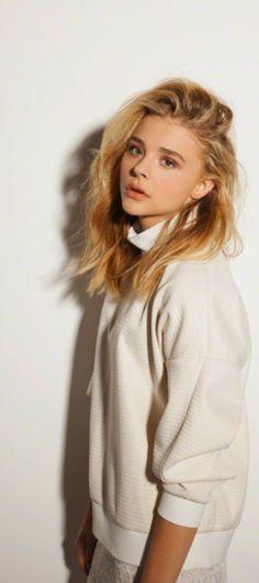 #ChloeGraceMoretz ♥