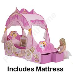 minnie mouse toddler bed for girls | toddler bed snuggle up to sleep with your favourite character this bed ...
