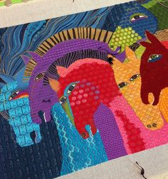 It's not your Grandmother's Needlepoint: A little inspiration