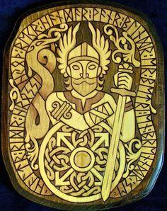 Seiðr, seið, Sol-Iss-Þurs and Nordic shamanism     Yves Kodratoff http://www.nordic-life.org/nmh/SeidrEng.htm