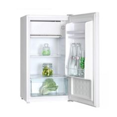 Manual Defrost CFC Free Reversible Door with Magnetic Seal Adjustable temperature control 1 Wire refrigerator shelf 1 Crystal Crisper drawer with glass cover width Plastic Door B Bathroom Medicine Cabinet, Appliances, Refrigerators, Shelves, Bar, Mini, Countertops, White People, Arches
