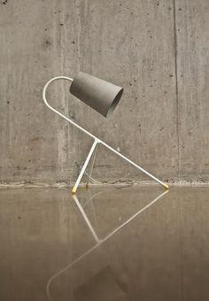 C L _ 2  Lamp by Levi Robb