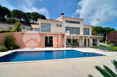 Luxury house for sale in Llavaneres, Barcelona,with swimming pool