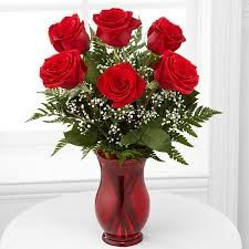 Valentine Roses,  https://sites.google.com/site/flowerdeliveryforvalentineday/  Thrill them with the excellent combo of blossoms, food as well as romance.