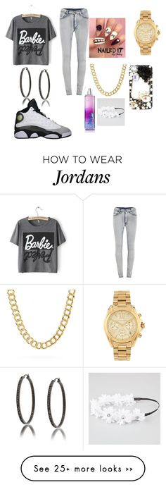 """""""Untitled #165"""" by beyonce100 on Polyvore featuring Cheap Monday, Bling Jewelry, Michael Kors, Coach, Charlotte Russe and Full Tilt"""