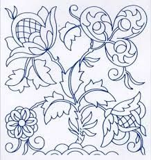Resultado de imagen de jacobean embroidery