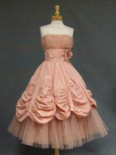 Belle 1950's Prom Dress