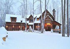 Homestead Lodge at Eagles Nest Luxury Rental atop Eagles Nest Banner Elk NC