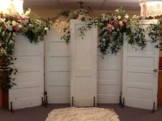 Wedding backdrop + photo booth backdrop!