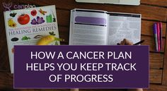 How a cancer plan helps you keep track of progress // Why you need a cancer plan of attack #canplan #cancerplanner #cancersupport #cancertips #cancerpatient #cancerfighter #plancancer #cancerplan #howtobeatcancer #howtofightcancer