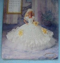 30 free crochet patterns for barbie doll clothes yahoo voices free crochet barbie pattern wedding dress dt1010fo