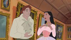 Pocahontas and John Ralph Disney Pocahontas, Disney Mickey, Disney Parks, Disney Pixar, Disney Animated Movies, Best Disney Movies, Disney Animation, Animation Film, Cartoons