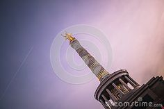 Victory Column In Berlin, Germany - Download From Over 56 Million High Quality Stock Photos, Images, Vectors. Sign up for FREE today. Image: 88431138