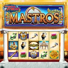 Spinning Streak Slot Type - Mastros