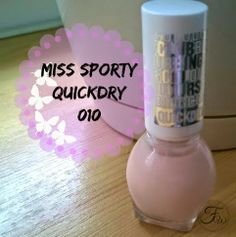 Miss Sporty Quickdry