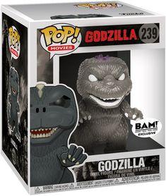 Godzilla, Funko Pop Figures, Pop Vinyl Figures, Geek Room, Custom Funko Pop, Funko Pop Toys, King Kong, Anime Stuff, Cereal