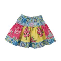 Sweet Sunshine Skirt Baby Girl Skirts, Summer Wardrobe, Primary Colors, Boho Shorts, Kids Outfits, Kids Fashion, Sunshine, Rose, Sweet