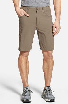 Men's Patagonia 'Quandary' Slim Fit Water Resistant UPF 40+ Shorts