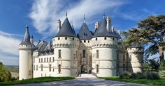 French Castles and Loire Valley Castles to Visit Photos | Architectural Digest