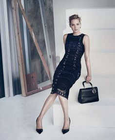 """Still bummed that the 2015 Academy Awards was Jennifer Lawrence-free? Good news! While the rest of Hollywood was talking its way through exit music and tearing up in the Dolby Theater, your girl J. Law was busy prepping for her latest round of Christian Dior ads to launch. MTV News caught a series of new images from the actress' """"Be Dior"""" campaign, featuring Lawrence in a series of romantic yet innocent poses featuring various Dior bags. Lawrence has repped the brand since 2012."""