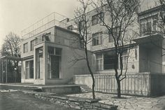 Josef Frank (architect) Werkbundsiedlung Wien Vienna and the New Building Movement