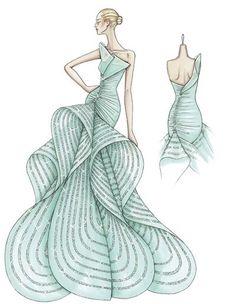Atelier Versace illustration