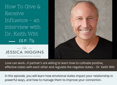 ERP How to Give and Receive Influence - an Interview with Dr. Relationship Challenge, Human Development, Love Can, Relationships Love, Giving, Improve Yourself, Coaching, Interview, Reading
