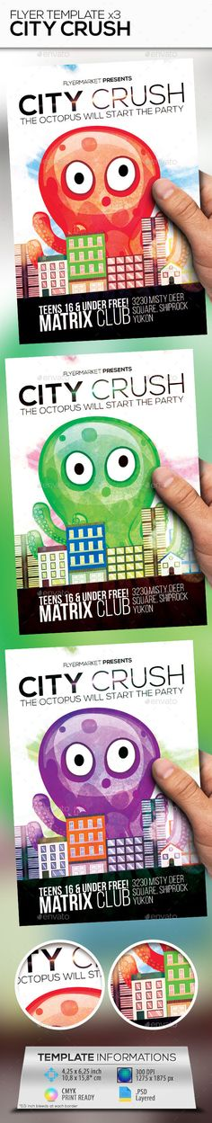 Xmas Party Flyer Template Flyer template, Party flyer and Print - holiday flyer template example 2