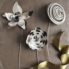 119 Best Newspaper Home Decoration Images Newspaper Crafts