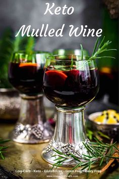 Spiced and Warming 1 Minute Only Instant Pot Keto Mulled Wine Recipe enriched with Fresh Cranberries for your Festive season. Fully Low Carb, Gluten-Free and Sugar-Free Cold Weather Cocktail to fully warm you up. #keto #instantpot #mulledwine #gluhwein #winter #ketochristmas #ketowine #lowcarbwine #ketodrink