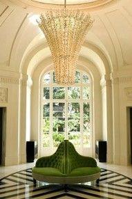 Luscious interiors | www.myLusciousLife.com - Hotel Trianon Versailles