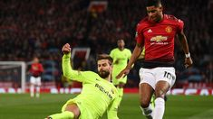 Gerard Pique Immense, Lionel Messi Rather Quiet As Barca Take Slim Lead Back To Camp Nou - Football Spotlite Anthony Martial, Marcus Rashford, Man Of The Match, Own Goal, Camp Nou, Old Trafford, European Football, Man United, Lionel Messi