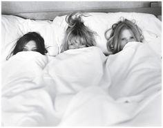 Weekend snuggle.