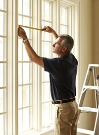 How To Measure Your Windows And Measuring Tips For New Window Treatments  (measuring Worksheet Via
