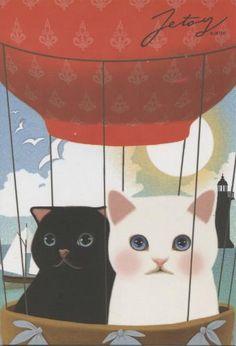 """""""Los gatos son amos amables, mientras que recuerdes cuál es tu propio sitio"""" Paul Gray"""