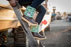 Win a pair of the first Salmon Sisters @xtratufboots! All orders placed over the long weekend (Friday AM - Monday PM) will be entered into a random drawing to win a free pair of boots. FIVE winners will be chosen Tuesday morning and contacted for their desired style and size! All you have to do is place an order and sign up for our newsletter to enter. These boots were designed in collaboration with @xtratufboots in two unique styles. We wanted to give our salmon sisters who work on the…